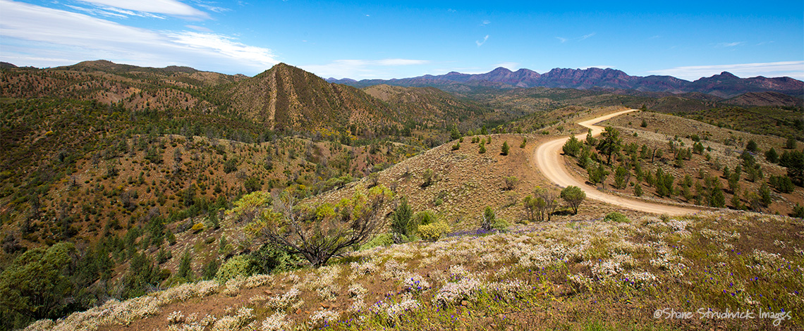 Flinders Ranges, South Australia - Shane Strudwick Images